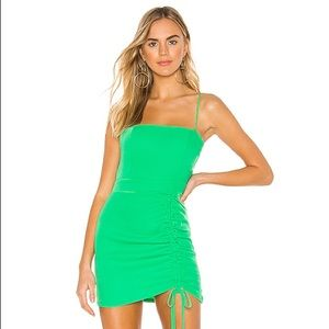 NWT Fabiana Mini Dress in Kelly Green Size Small